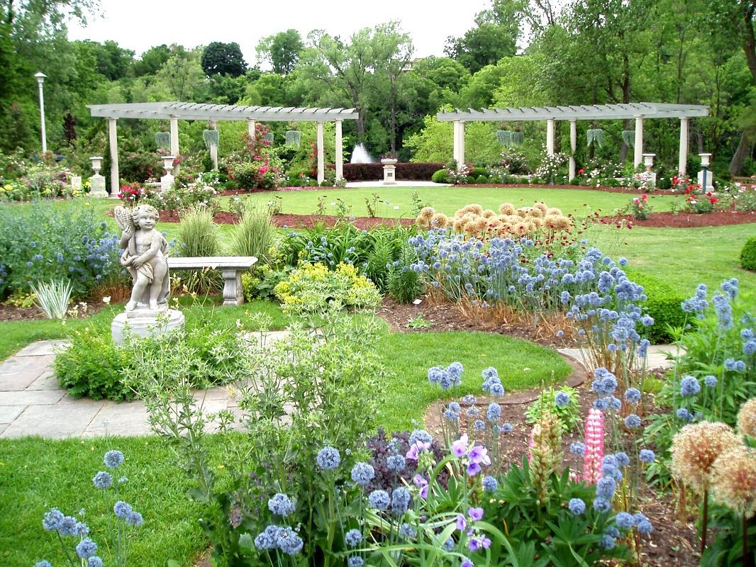 comment bien dcorer son jardin - Decorer Son Jardin